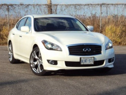 Test Drive: 2011 Infiniti M37S infiniti
