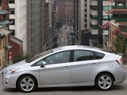 Feature: Toyota Prius family auto brands