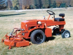 1963 Gordon Hydraulic Tractor