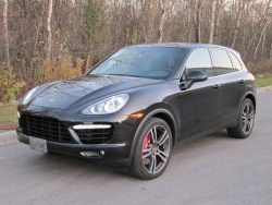 Test Drive: 2011 Porsche Cayenne S & Cayenne Turbo luxury cars
