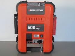 Black & Decker battery booster