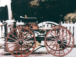 1867 Taylor Steam Buggy