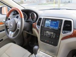 2011 Jeep Grand Cherokee V6 Overland