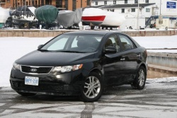 Test Drive: 2011 Kia Forte EX sedan kia