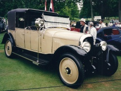 1925 Voisin 3CL
