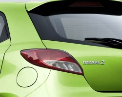 Mazda2 to debut at Los Angeles show general news los angeles auto show