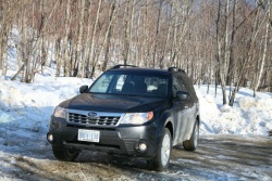 Day by Day Review: 2011 Subaru Forester daily car reviews
