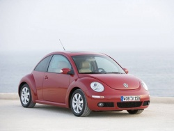 2010 VW New Beetle