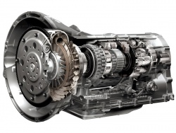 2011 Ford SuperDuty TorqShift six-speed automatic transmission