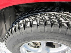 Winter driving with GT Radial snow tires