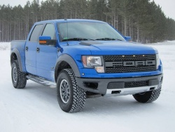 First Drive: 2011 Ford F 150 SVT Raptor auto articles