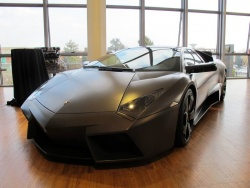 Feature: Lamborghini   Light makes might auto design