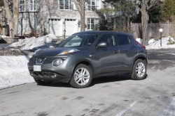 Test Drive: 2011 Nissan Juke SL AWD auto articles