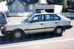 Motoring Memories: Hyundai Pony, 1984 – 1987 car culture