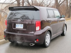 Test Drive: 2011 Scion xB  auto articles