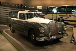 1960 Mercedes-Benz 300 Messwagen