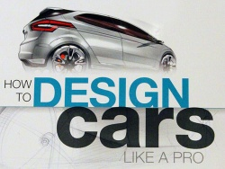 Book Review: How to design cars like a pro auto book reviews