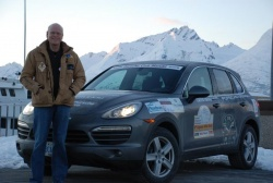 6th Cayenne Artic Route Adventure: Grant Yoxon, Autos.ca
