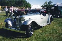 1936 Jaguar SS1