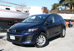 Test Drive: 2011 Mazda CX 7 GX auto articles