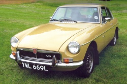 Motoring Memories: MGB GT V8, 1973 1976 car culture