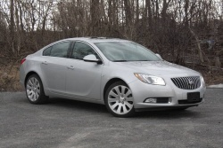 Test Drive: 2011 Buick Regal Turbo buick