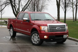 First Drive: 2011 Ford F 150 auto articles