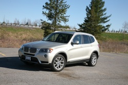Day by Day Review: 2011 BMW X3 xDrive35i auto articles daily car reviews bmw