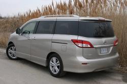 Test Drive: 2011 Nissan Quest LE car test drives reviews nissan auto articles