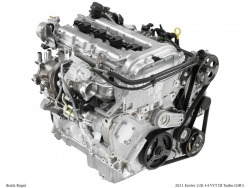 2011 Buick Regal - 2.0-litre turbocharged engine
