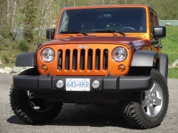 Test Drive: 2011 Jeep Wrangler Unlimited Rubicon auto articles