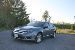 Day by Day Review: 2011 Ford Fusion Hybrid ford auto articles daily car reviews