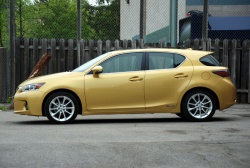 Test Drive: 2011 Lexus CT 200h auto articles