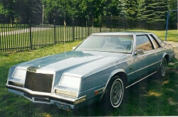 1981 Chrysler Imperial FS Edition; photo by Mark Holdsworth