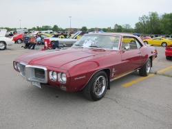 Firebirds were welcome too, and this 1969 belongs to Harry Attard of Oshawa, Ont