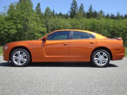 Test Drive: 2011 Dodge Charger R/T AWD car test drives reviews dodge