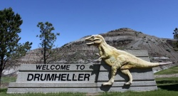 Welcome to Drumheller