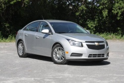 Test Drive: 2011 Chevrolet Cruze Eco chevrolet