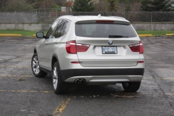 Test Drive: 2011 BMW X3 xDrive35i car test drives reviews luxury cars auto articles bmw