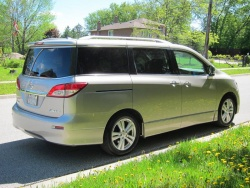 Test Drive: 2011 Nissan Quest LE auto articles