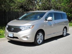 Test Drive: 2011 Nissan Quest LE auto articles videos reviews nissan car test drives