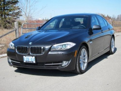 Test Drive: 2011 BMW 550i xDrive auto articles reviews luxury cars bmw car test drives