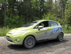 Ford Racing Fiesta Rally Experience