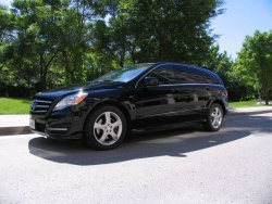 2011 Mercedes-Benz R350 BlueTec