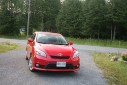 Day by Day Review: 2011 Toyota Matrix toyota auto articles daily car reviews