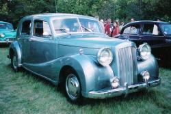 1948 Austin Sheerline 125