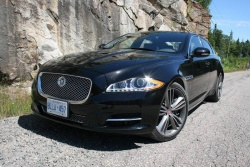 2011 Jaguar XJL Supersport