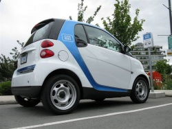 Feature: Car2Go real world test auto product reviews auto articles