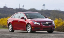 Preview: 2011 Chevrolet Cruze car previews chevrolet