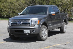 Test Drive: 2011 Ford F 150 SuperCrew EcoBoost trucks car test drives reviews ford